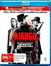 NEW Django Unchained Blu-ray/UltraViolet Blu Ray Free Shipping