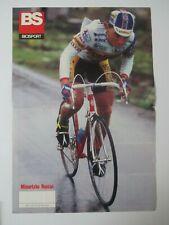Poster BS Bicisport Maurizio Rossi