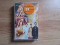 Leslie Cheung 張國榮  風月 OST RARE KOREA ORIG Sealed Cassette Tape Gong Li