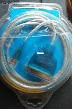 USB To Parallel 36 Pin D Skt Cable Sealed
