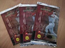 Brand New 1999 Upper Deck MVP MLB Baseball Cards 3x Packs