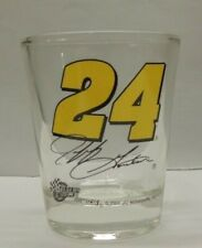 Lot of 5: NASCAR Jeff Gordon #24 Shot Glasses