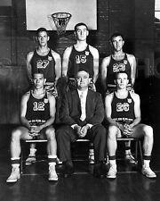 1948 KENTUCKY WILDCATS NATIONALCHAMPIONS BASKETBALL 8X10 TEAM PHOTO