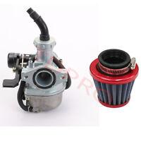 PZ 22mm Carburetor Carby + Air Filter For CT90 CT110 Postie Bike Dirt Bike ATV