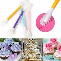 4 Pcs Cake Decorating Tools Icing Modelling Set Craft Cupcake Baking Tools