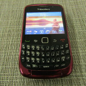 BLACKBERRY CURVE 9300 - (BELL MOBILITY) CLEAN ESN, WORKS, PLEASE READ!! 38509