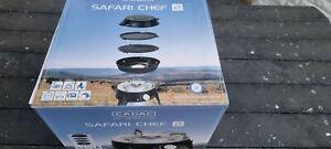 Cadac safari chef 2 hp camping stove  caravan bbq