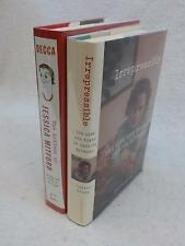 Lot of 2 books on JESSICA MITFORD Life & Times of and The Letters of HARDCOVERS