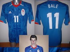 Team GB Shirt Jersey XL Gareth Bale BNWOT Football Soccer Adidas Real Madrid