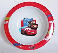 CARS Bol à céréales 66282 16 cm Mélamine dînette