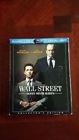 Wall Street: Money Never Sleeps (Blu-ray Disc, 2010, 2-Disc Set)