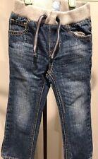 Baby Gap Boys Jeans Size 3y Elastic Waist