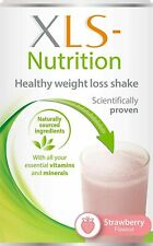 XLS-Nutrition Weight Loss Meal Replacement Shake Strawberry Flavour 10 Servings