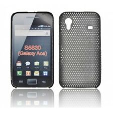 ETUI HOUSSE GRID CASE COQUE FACADE ARRIERE GRILLE Pr SAMSUNG GT-S5830 Galaxy Ace