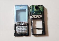 100% Originale Nokia N91 copertina, TASTIERA, Medio Argento