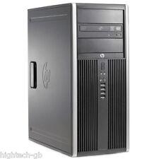 HP Compaq 6200 Pro Microtower i3 2nd Gen 6 GB RAM 500GB HDD DVDRW WINDOWS 7 WIFI