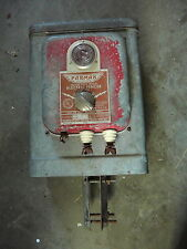 PARMAK Vintage 1940s BATTERY OPERATED 6-VOLT ELECTRIC FENCER - MODEL A-DF