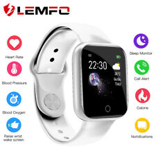 Lemfo I5 smart watch Étanche monitor Fréquence cardiaque for Android ios phone