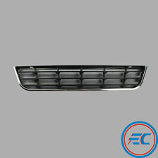 Front Bumper Lower Grille Grill Vent Chrome Cover Frame Fit VW Passat B6 06-11