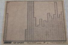 Fiat 127 Sport  -  Ersatzteil Microfich Microfilm    #60330537