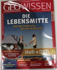 GEO WISSEN Ausg. 50++Die Lebensmitte++Den Menschen verstehen++ mit DVD++neu
