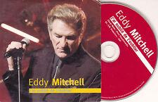 CD CARTONNE CARD SLEEVE COLLECTOR EDDY MITCHELL 2T J'AI OUBLIE DE L'OUBLIER 2001