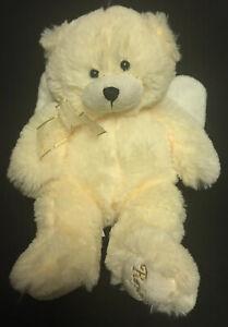 "GANZInspiring Angels Rejoice Bear Collectible Plush HX11397 8"" Stuffed Animal"