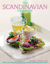 The Scandinavian Cookbook: Fresh And Fragrant Cooking Of Sweden,-ExLibrary
