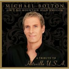 Michael Bolton - Ain't No Mountain High Enough: Tribute Hitsville [New CD]
