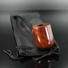 "Wooden Gandalf Style Churchwarden Pipe Tobacco Cigar Gift 10"" Long  (p625-903)"