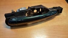 Renault Laguna MK3 Exterior Front Left Door Handle Dark Green 2008