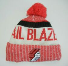 New Era PORTLAND TRAIL BLAZERS Oregon NBA BASKETBALL BEANIE Winter Ski Hat Cap