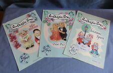 2005 - 1 issue & 2006- 2 issues Pendelfin Times from Family Circle 3 issues