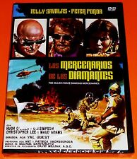 KILLER FORCE - THE DIAMOND MERCENARIES / LOS MERCENARIOS DE LOS DIAMANTES - Prec