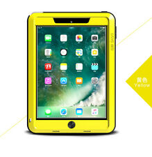 Coque antichoc IPAD  9.7 new 2017  LOVE MEI FRANCE - étanche - Jaune