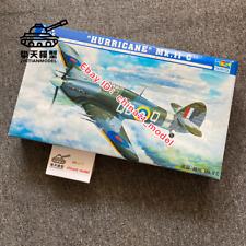 """Trumpeter 1/24 02415 """"Hurricane"""" Mk.II C"""