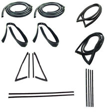 Complete Weatherstrip Seal Kit 1971-1972 Chevy Chevrolet GMC Pickup Truck
