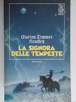 La signora delle tempeste La saga di DarkoverZimmer Bradley fantasy magia nuovo