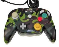 Hori Nintendo Gamecube Green Camo Controller