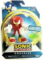 Sonic The Hedgehog- Knuckles 4 Inch Action Figure- Jakks Pacific 2020 GO Sega