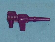 original G1 Transformers headmaster MINDWIPE GUN weapon part