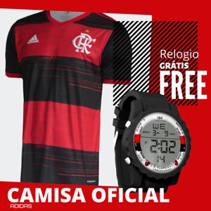 Camisa oficial do Flamengo direto da Adidas Brazil ORIGINAL $59 usa free freight