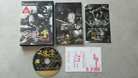 TENCHU 3, PS2/PLAYSTATION 2, GIAPPONESE/JAP/IMPORT/JP