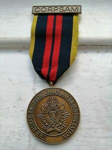 The Royal Logistic Corps Rifle Asso Corpsam Medal