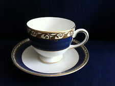 WEDGWOOD ROCOCO THÉ TASSE & SOUCOUPE