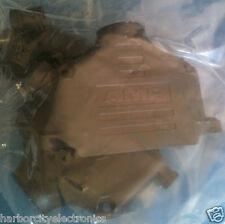 748678-4 AMP CONNECTOR BACKSHELL DB 37 POSITION PLASTIC BLACK