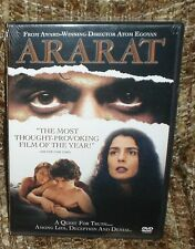 ARARAT DVD, NEW AND SEALED, FROM OSCAR NOMINATED DIRECTOR ATOM EGOYAN