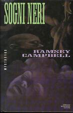 Ramsey Campbell SOGNI NERI 1° edizione Mondadori 1992