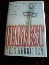 Tess Gerritsen - HARVEST - 1st - Inscribed