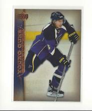 2007-08 Upper Deck #243 Erik Johnson YG RC Rookie Blues